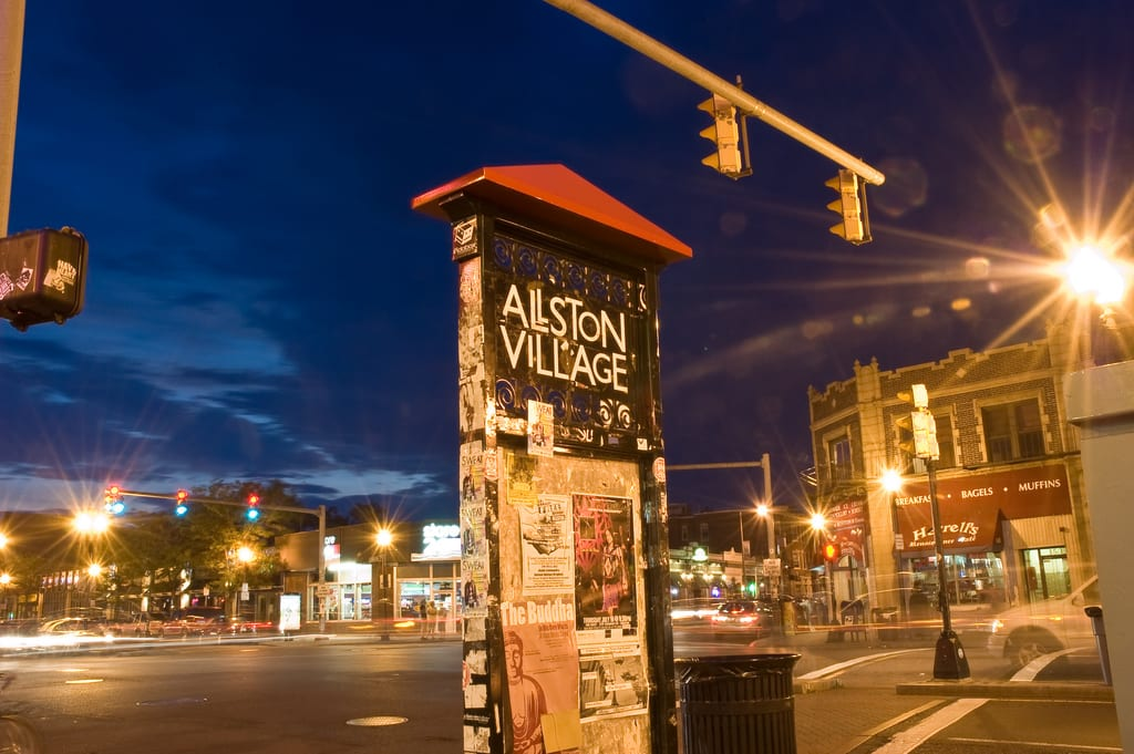 Neighborhood of Allston, MA