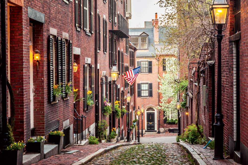 Homes in Beacon Hill, MA