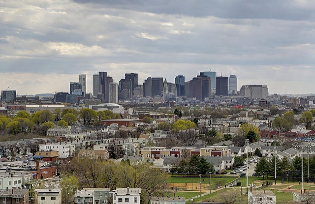 Overview of East Boston MA