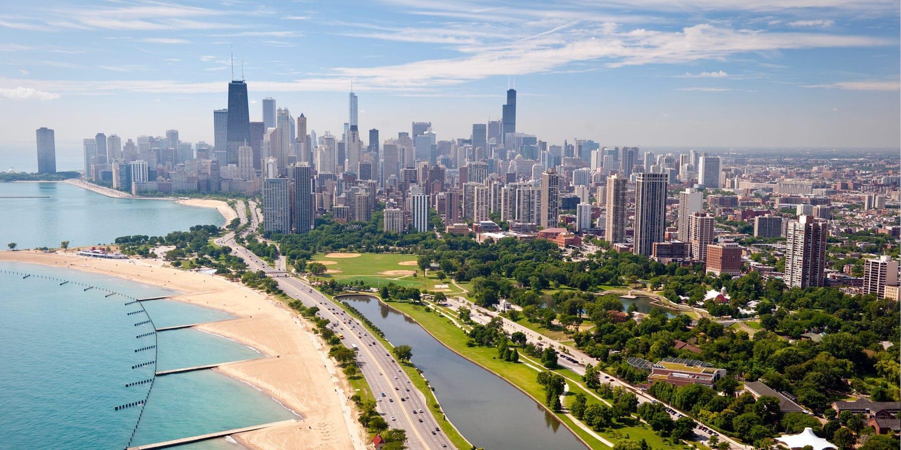 Chicago IL View
